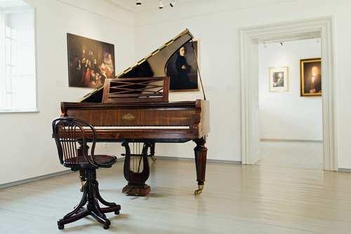 Liszt-Haus Raiding, Foto: © Heiling/Lorenz