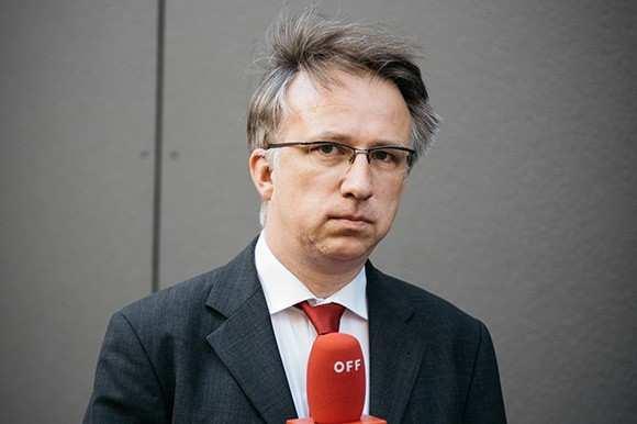 """VERSCHOBEN – Peter Klien """"Reporter ohne Grenzen"""""""
