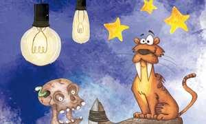 Nachts im Museum Licht aus – Taschenlampe an!