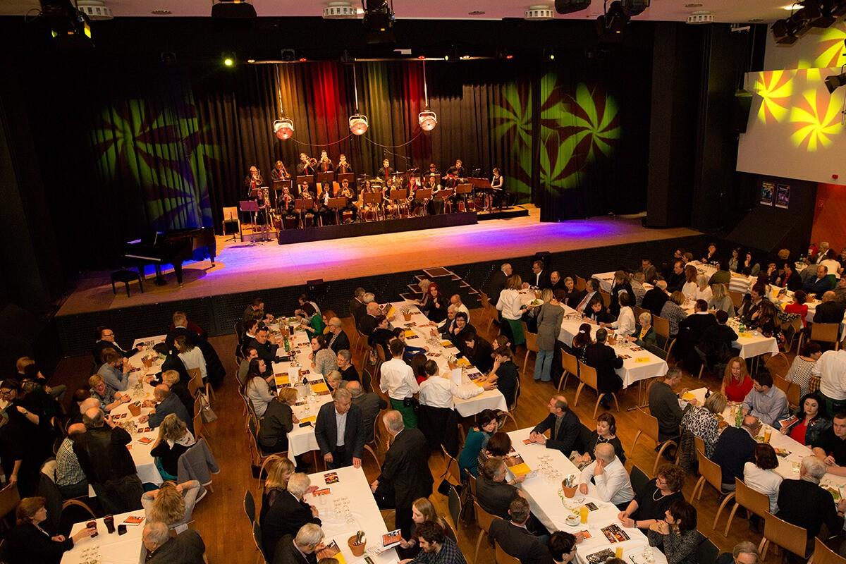Veranstaltungssaal – Theater/Konzert, © KBB